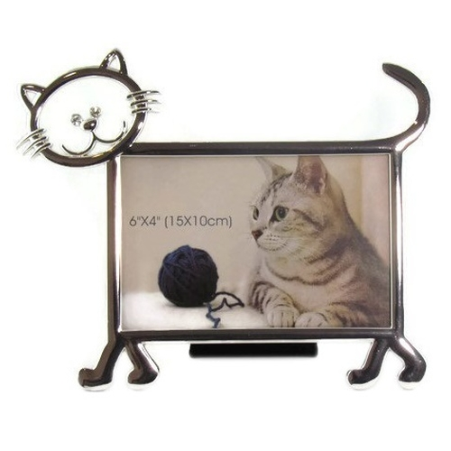 Sparklely Cat Frame   Incimal